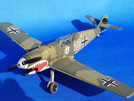 Messerschmitt Bf 109C, Hobbycraft 1/48