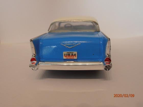 1957 Chevy Sport Coupe 1:32 Gunze