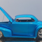 1939 Chevy Coupe Custom