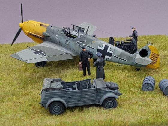 Messerschmitt Bf 109 E, Eduard 1/48