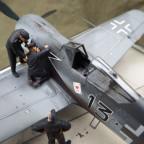 Fw190 A5 Priller Hasegawa