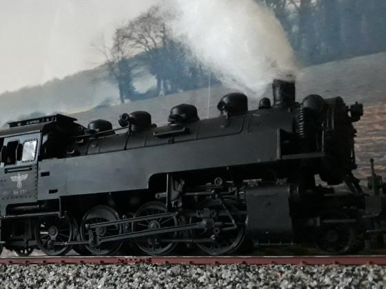 HOBBYBOSS 82914 German Dampflokomotive BR86 in 1:72