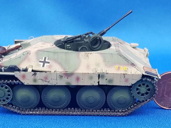 Hetzer Flakpanzer Projekt