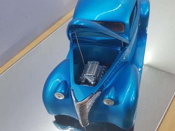 1939 Chevy Coupe Custom