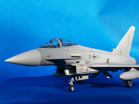 Eurofighter Revell 1/72