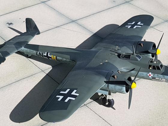 Dornier Do-17P ; RS-Models ;1/72