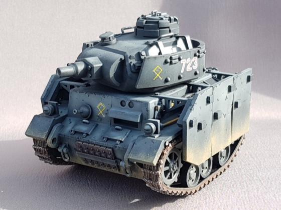 """Panzer III """"Stümmelchen"""""""